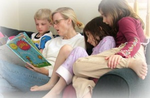 ChildrenReadingTint