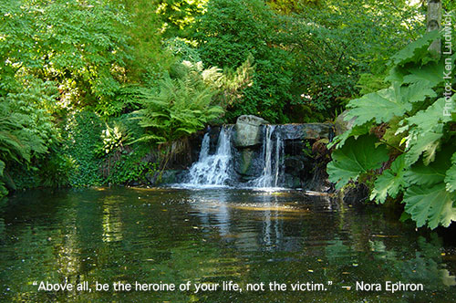 Waterfall-Heroine